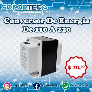Conversor De Energía De 110 A 220