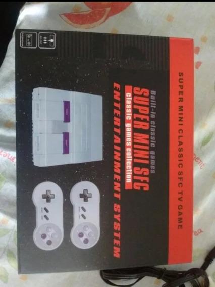 Super Nintendo Mini Com 94 Jogos Embutidos