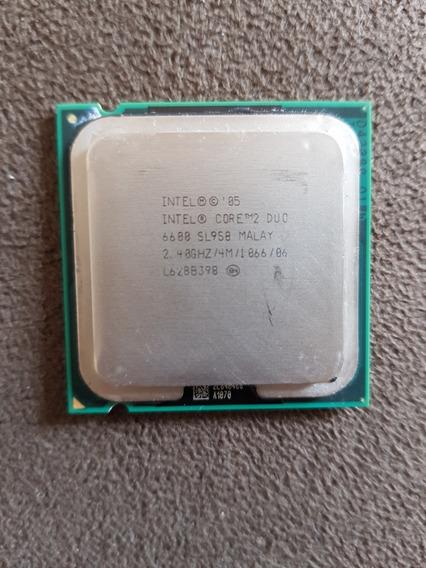 Processador Core 2 Duo 6600