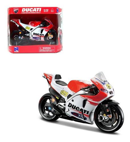 Imagen 1 de 5 de Moto Gp 29 Ducati Andrea Iannone 29 Escala 1:12 Newray