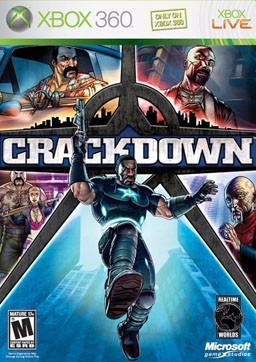 Crackdowntm Original Usado Xbox360