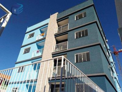 Apartamento Com Elevador E Excelente Acabamento - Ap0470