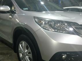 Honda Cr-v -2012 ,único.d-autom- Plata 4x4