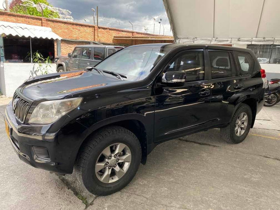 Toyota Prado Tx Blindada