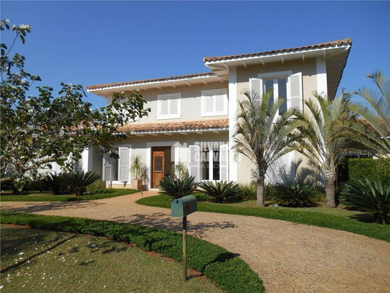 Casa Para Alugar No Condomínio Fazenda Vila Real Em Itu - Ca4673. - Ca4673