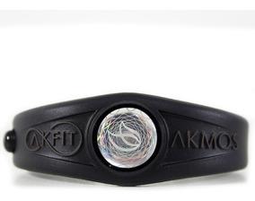 Akmos Akfit Pulseira Terapêutica Saúde Bracelete Magnético +