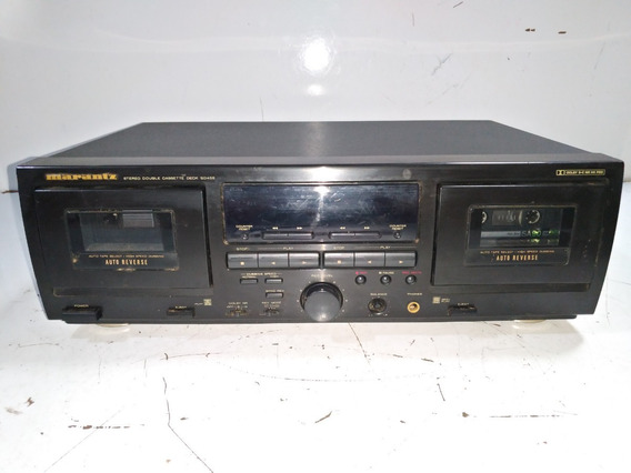 Tape Deck Marantz Sd 455