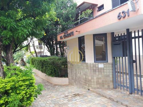 Imagem 1 de 13 de Apartamento Com 3 Dormitórios Sendo 2 Suíte, Jardim Irajá, Ribeirão Preto. - Ap1081