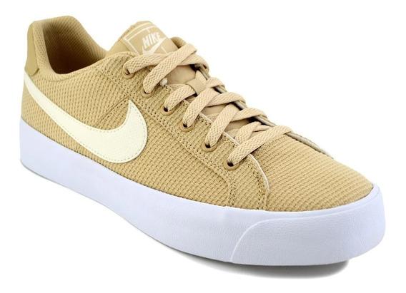 Tenis Nike Original Urbano Court Royale Ac Se Cd7002-200