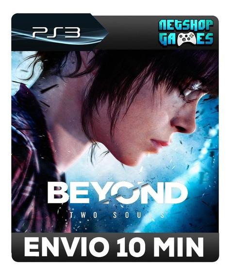 Beyond Two Souls - Português - Psn Ps3 - Envio Imediato