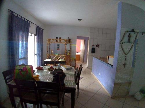 Casa Com 6 Dorms, Balneário Tupy, Itanhaém - R$ 850 Mil, Cod: 3161 - V3161