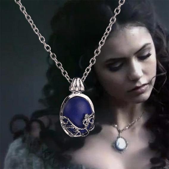 Colar Katherine Pierce Vampire Diaries ( Frete R$16,00)