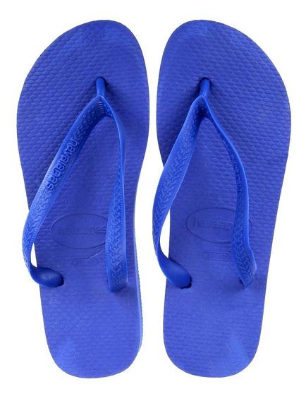 Ojotas Havaianas Classic Azul 0016 2711 Hombre Mujer Unisex