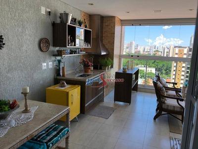Apartamento Residencial À Venda, Jardim Anália Franco, São Paulo. - Ap2100