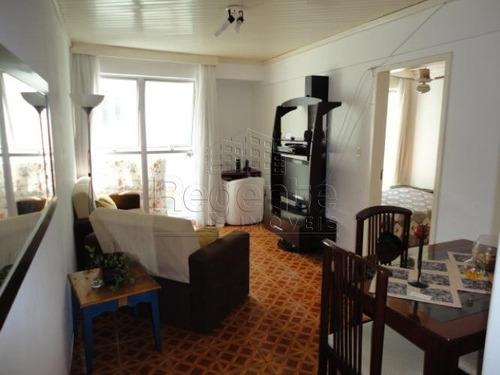 Apartamento A Venda No Bairro Coqueiros Em Florianopolis - V-76911