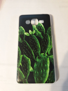 Carcasa Funda Protectora J2 Prime Samsung Importado Cactus
