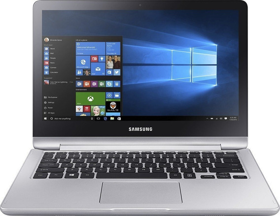 Notebook Samsung 13.3 2 Em 1 Touchscreen Fhd Laptop 1tb