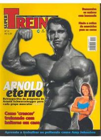 Programa De Treino Do Arnold Schwarzenegger Fisiculturista