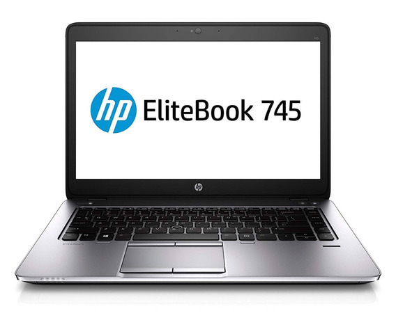 Laptop Hp Elitebook 745 / A10 Pro / 8gb Ram / Ssd / Iluminad