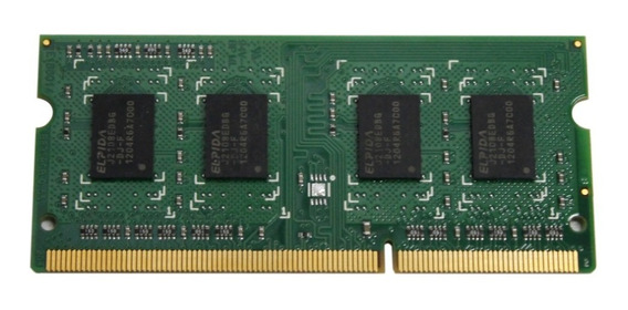 Memoria 2gb Elpida Ddr3 667/800/1066/1333mhz Notebook Aio