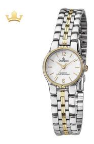 Relógio Champion Feminino Ch25230s Com Nf