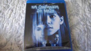 Blu Ray- Na Companhia Do Medo. Edição Nacional