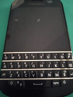 Blackberry Q 10 Sin Cargador