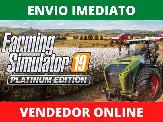 Farming Simulator 2019 Pc Midia Digital