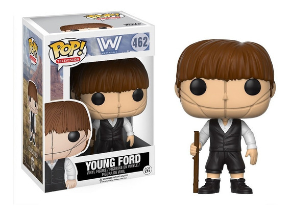 Coleccionable Funko Westworld Young Dr. Ford Original