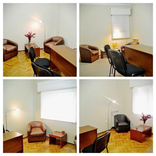 Alquiler Consultorios-oficinas Por Hora/dia/mes Sin Contrato