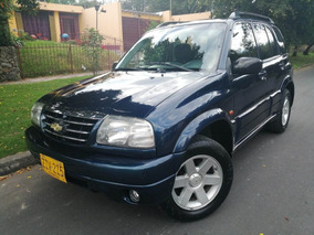 Chevrolet Grand Vitara 4x4 2500 Cc V6 Mt