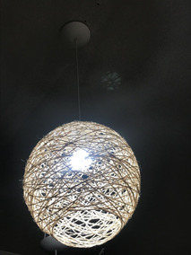 Luminária Cizal Tamanho G