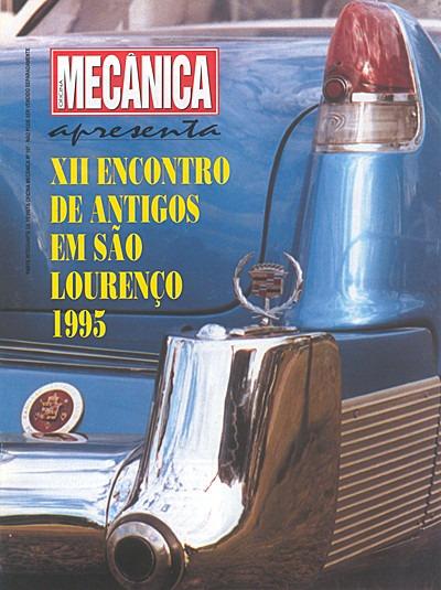 Suplemento Om.107 Ago95- Carro Antigo São Lourenço Minas