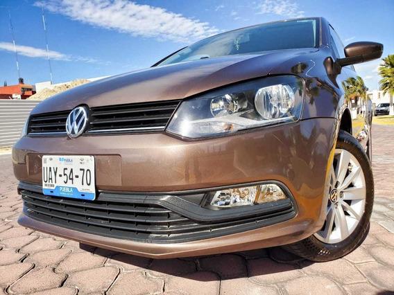 Volkswagen Polo Comfortline 2017 Mt