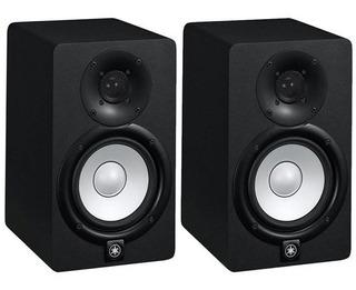 Monitores De Estudio Activos Yamaha Hs5 Por Par + Envio Free