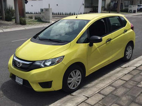 Honda Fit 1.5 Cool L4 Man At 2015