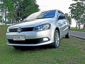 Volkswagen Gol G6 Como Nuevo Topcar U$s 7000 Y Cuotas En $
