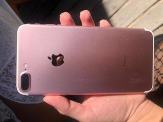 iPhone 7 Plus 128gb Rose Sem Garantia Apple