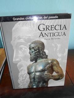 Grecia Antigua - Furio Durando - Ed. Folio Buen Estado