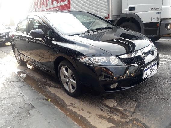 Honda Civic Lxs 1.8 16v (flex)