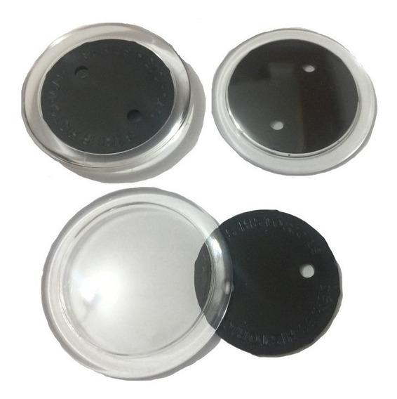 50 Botões Tipo Jofer (4,5 Cm De Diâmetro)