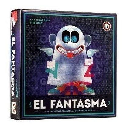 Juego El Fantasma Ruibal (+ 10 Años)