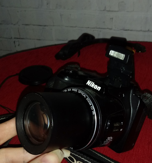 Câmera Nikon Colpix L820 / Câmera Semi-profissional / Nikon
