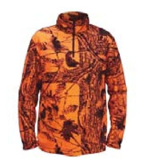 Polar Benasque Camo Orange Hv Talla- Xl