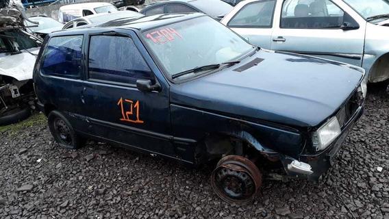 Sucata Fiat Uno 1.0 Gasolina 1995 Rs Caí Peças