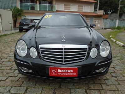 Mercedes Bens E-350-ricardo Multimarcas Suzanoi