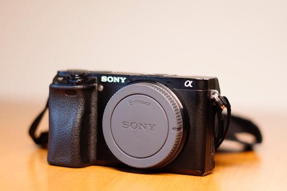 Câmera Sony A6300 Muito Conservada