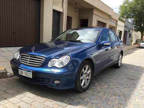 Mercedes-benz Clase C 2005 2.7 C 270 Elegance Cdi At