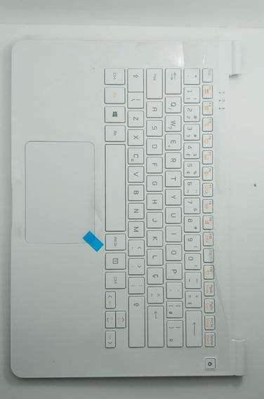 Teclado Notebook C/ Gabinete Lg 14u360-l 14u360 Novo Orig.