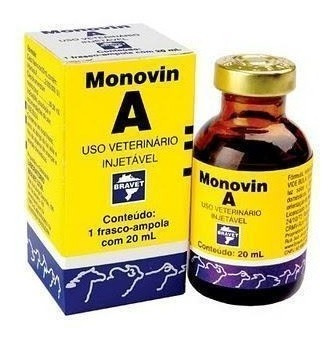 Monovin A 20ml Produto Original